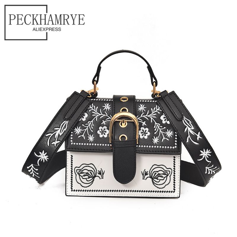 f1f2930223 Bags for Women 2018 Messenger Bags PU Leather Luxury Brand Flap Female  Vintage Shoulder Crossbody Bag