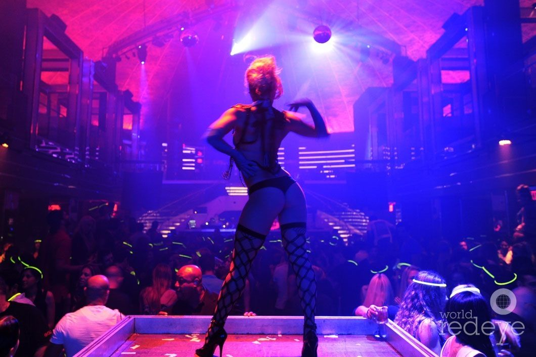 19 Dancer At LIV Nightclub The Fontainebleau