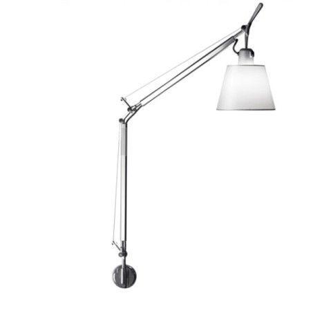 Tolomeo Basculante Parete Wandlamp Artemide Tolomeo Wall Lamp Wall Lamp Lamp