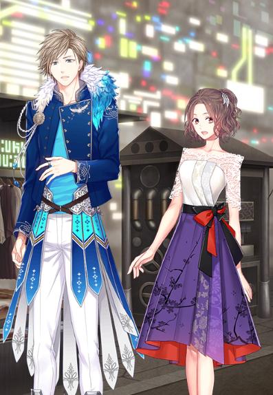 SWD / Destiny Ninja 2 Mitsuru & MC (mit Bildern)