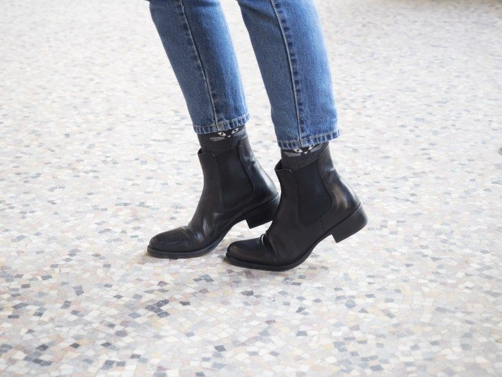 achats sur des pieds à vente chaude réel JONAK SHOES | Avenue des reveries is wearing our chelsea ...
