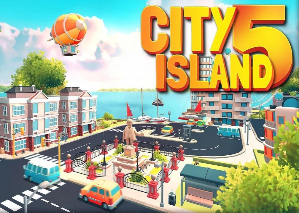City Island 5 - Tycoon Building Simulation Offline : Money