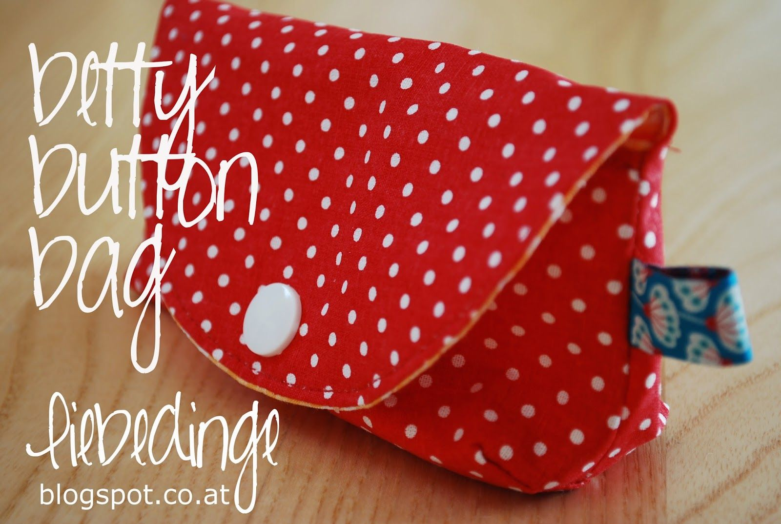 betty button bag [freebie] ~ liebedinge | Nähen | Pinterest | Nähen ...