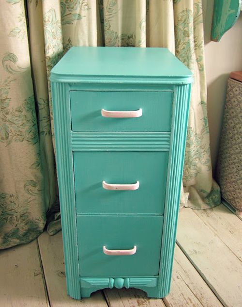 Mint Night Stand Heart Handmade Uk Shabby Vintage Mom Painted Bedside Table Night Stand With Painted Bedside Tables Painted Night Stands Furniture Makeover