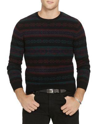 POLO RALPH LAUREN Fair Isle Wool Blend Sweater. #poloralphlauren ...
