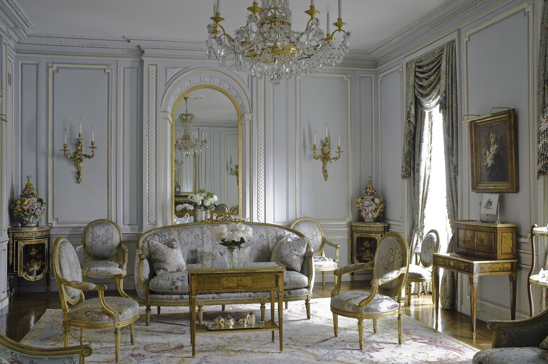 5 Grand Robert Couturier Inc Interiors French Interior Design