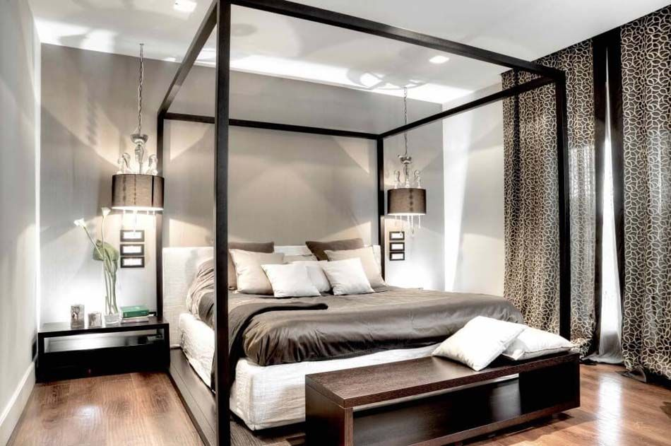 magnifique design int rieur l italienne pour cette belle. Black Bedroom Furniture Sets. Home Design Ideas