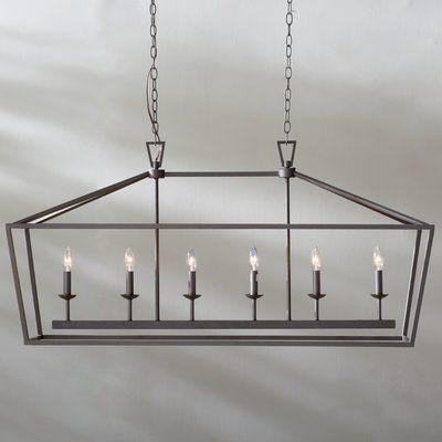 Darlana pendant light copycat look for less farmhouse kitchen lightingmodern