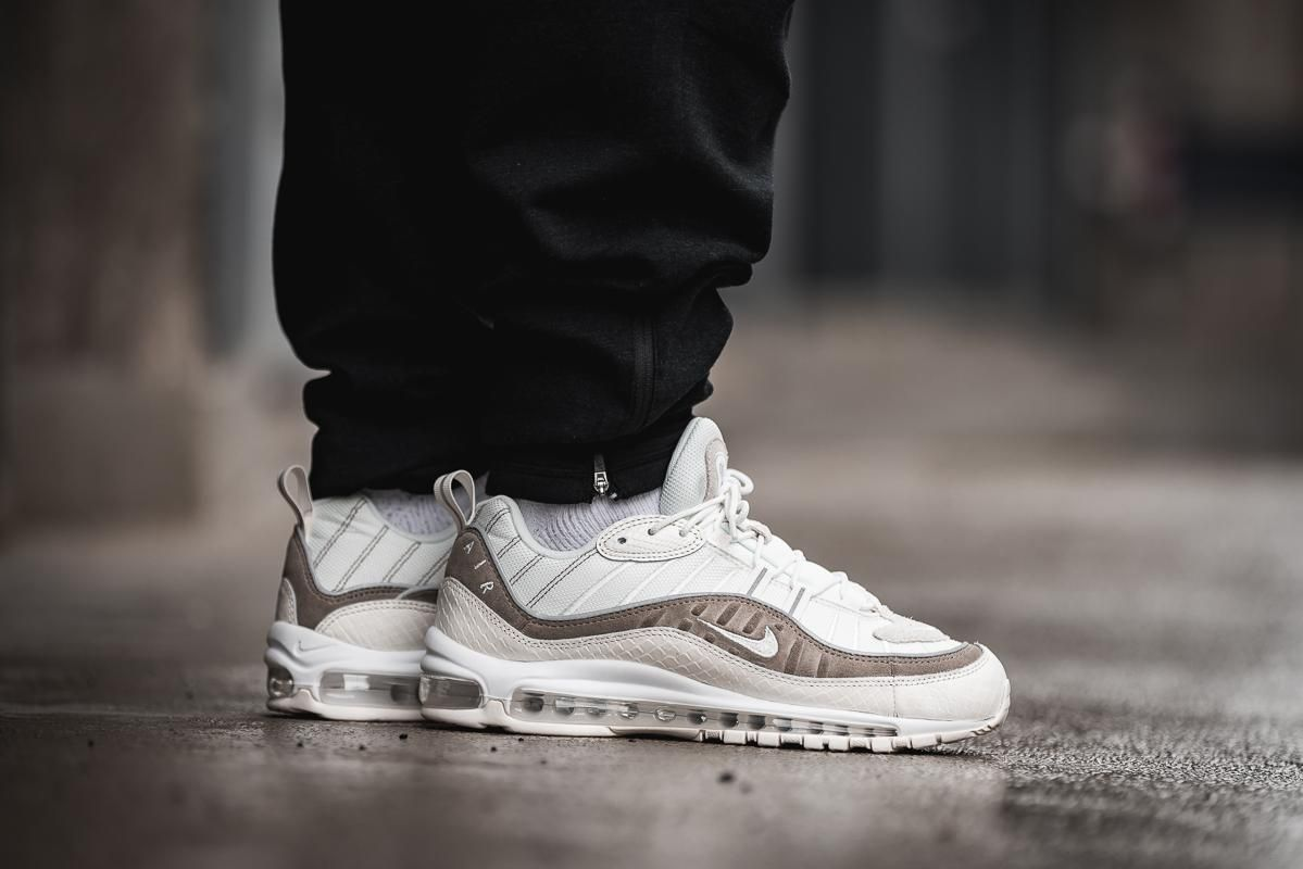 On-Foot  Nike Air Max 98 SE