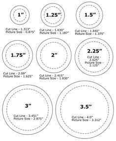 Pinback button sizes template pinback pinterest pdf and crafts pinback button sizes template maxwellsz