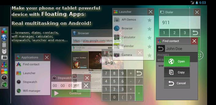 awesome Floating Apps (multitasking) v3.6.8 APK Updated