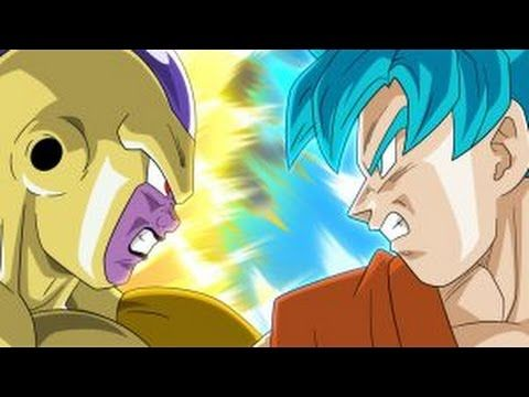 dragon ball super episode 26 goku vs golden frieza full fight