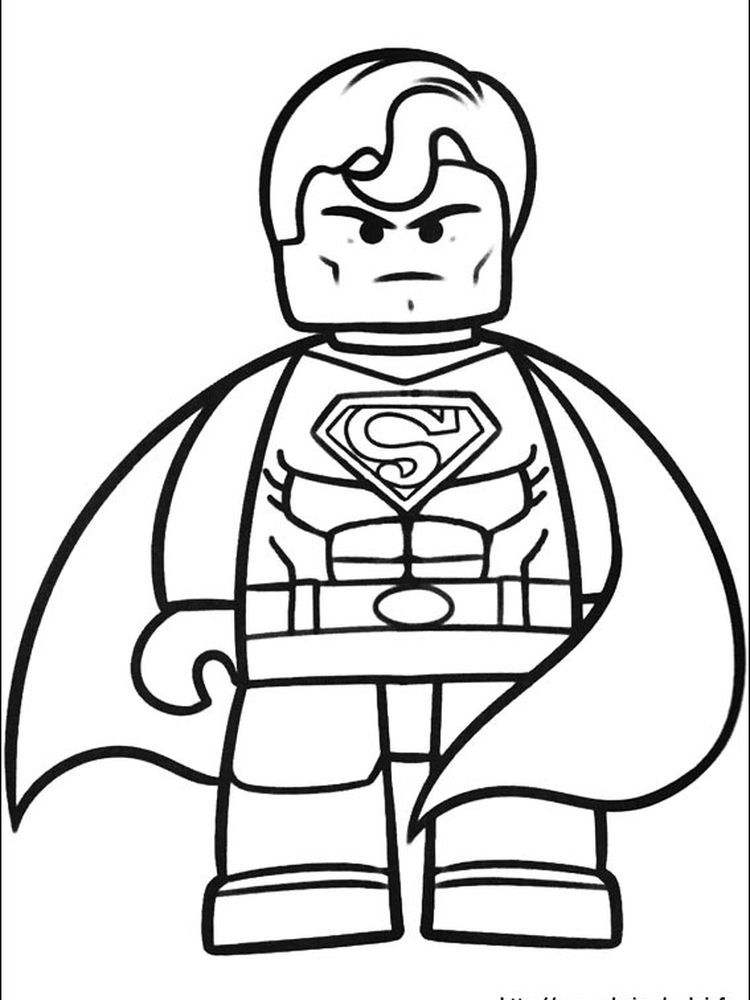 Lego Batman Colouring Pages Free The Following Is Our Lego Batman Coloring Page Collection You Are Free To Download And Make It Yo Di 2020 Buku Mewarnai Sketsa Warna