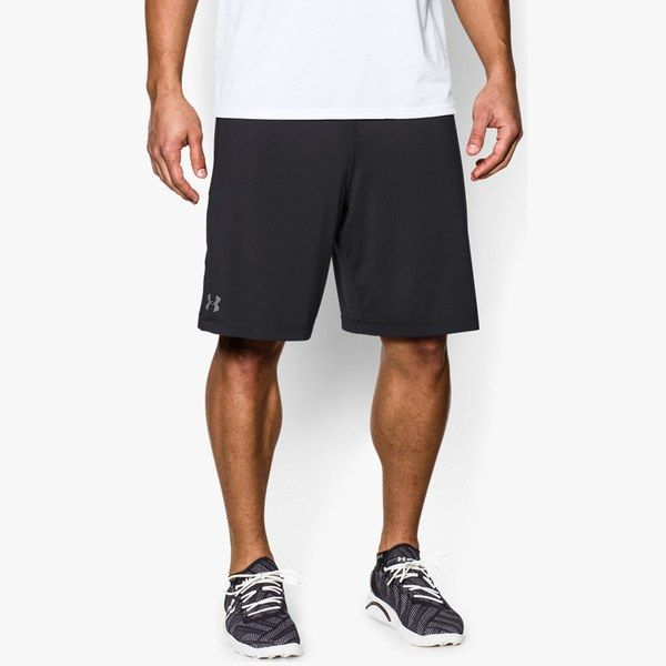 Under Armour Men's 8 Inch Raid Training Shorts - Black/Graphite ...