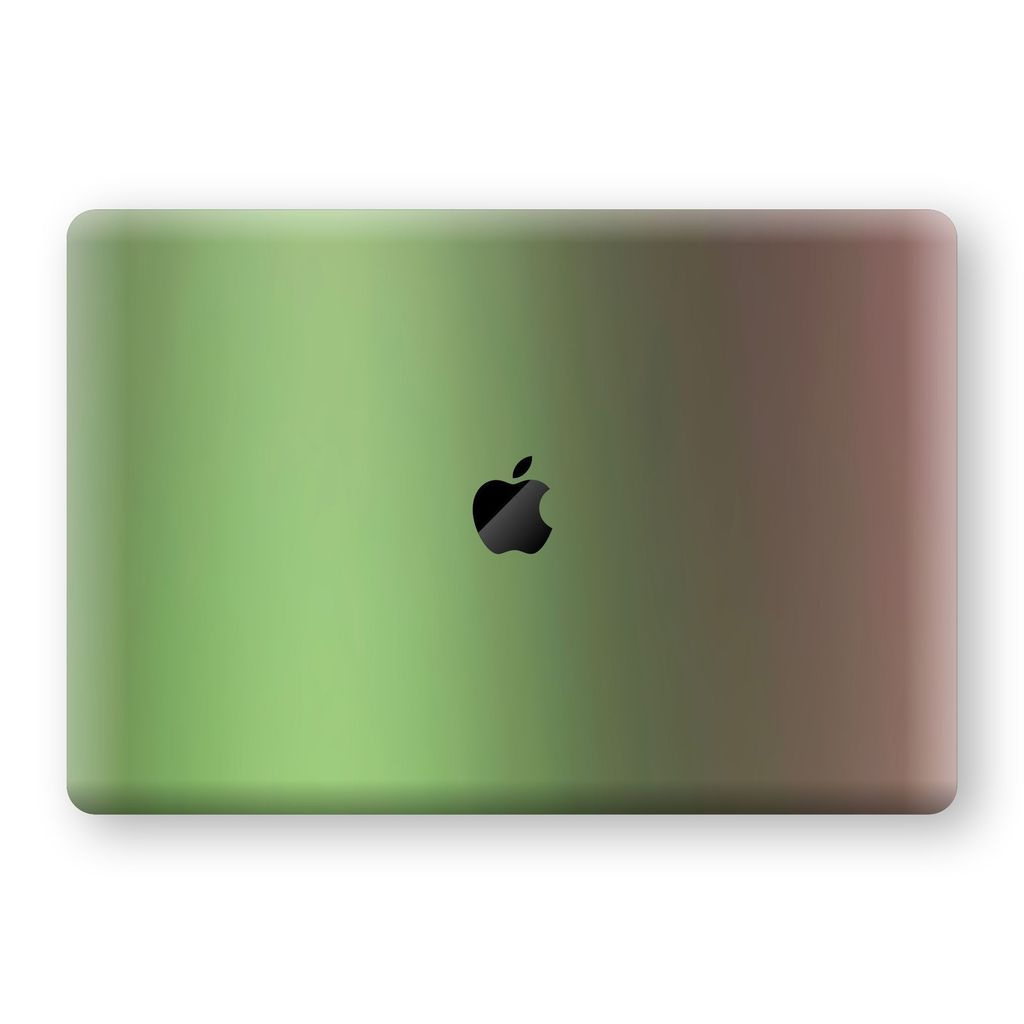 "MacBook Pro 13"" (2019) CHAMELEON AVOCADO Matt Metallic Skin"