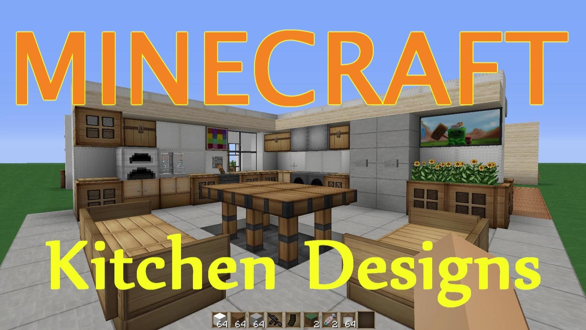 Minecraft Interior Design Dining Room | Interior Design Images