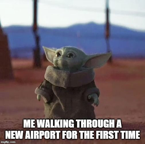 These Are Not The Baby Yoda Memes You Are Looking For About Travel Yoda Funny Yoda Meme Memes
