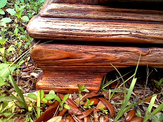 10 aged wood