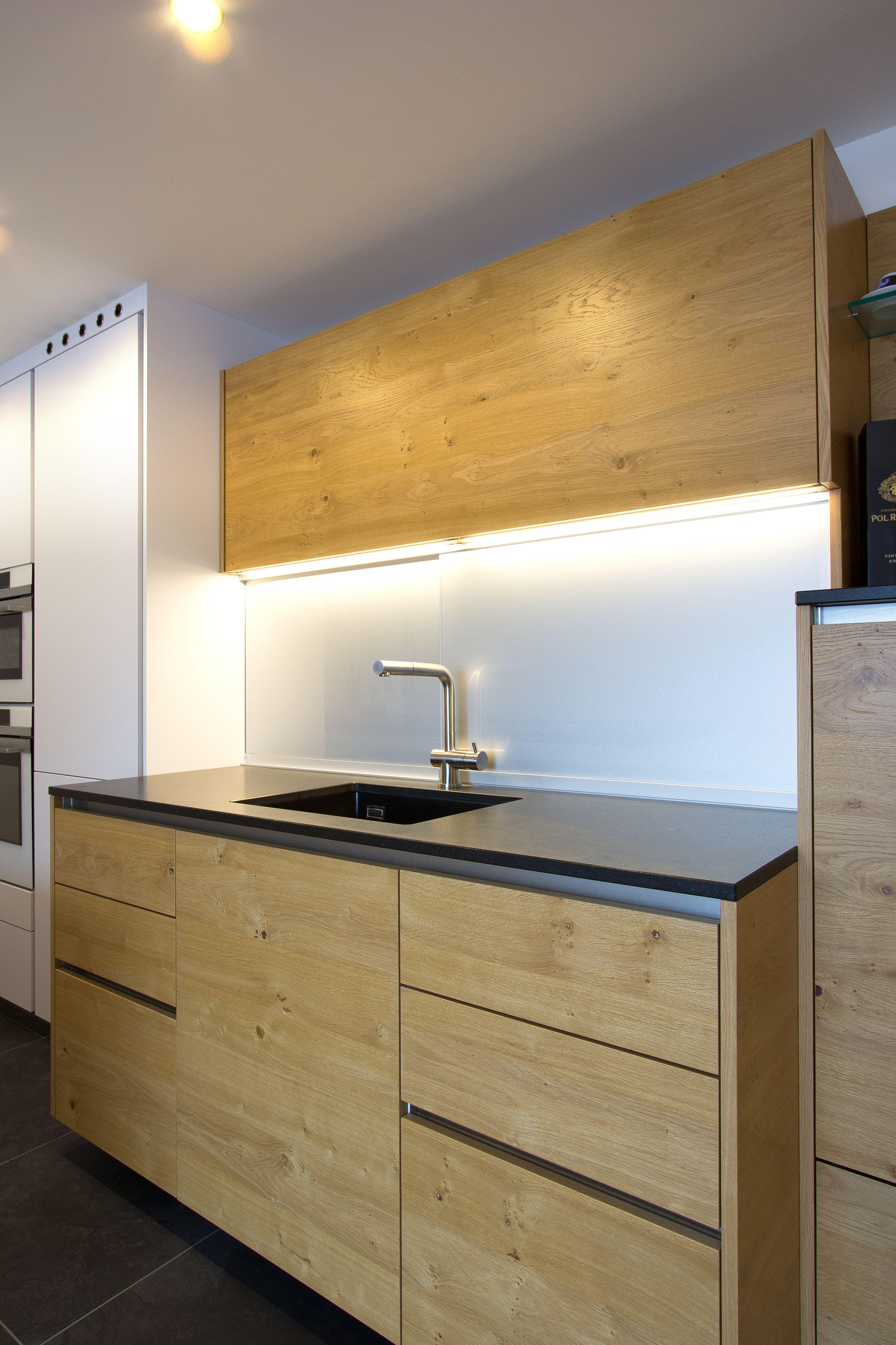 Moderne Holzkuche Holzkuche Wohnen Moderne Kuche