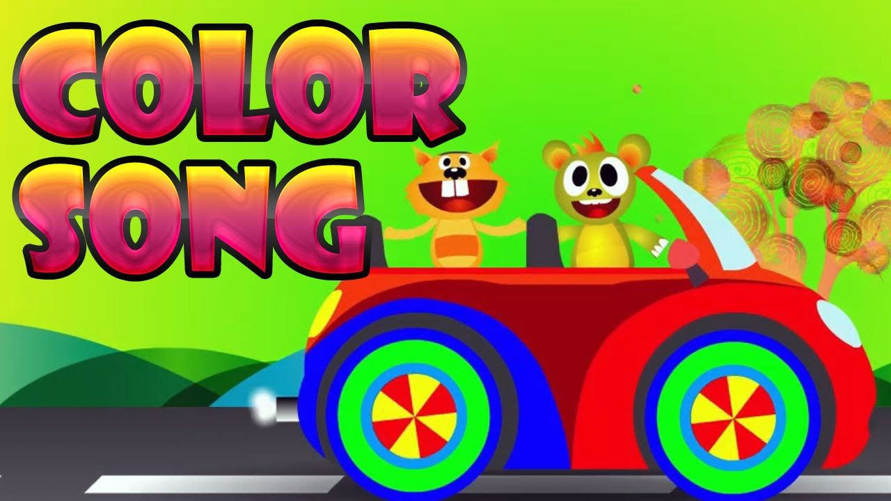 Let\'s Learn The Colors Song for Children by kidstvabcd | Kids TV ...