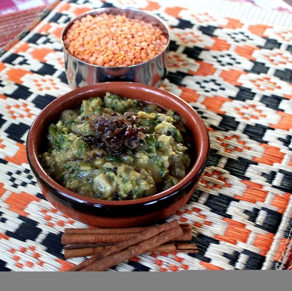 Sri Lankan Lentil Curry Recipe. Lentil is one of the most popular of the Sri Lankan curries, and accompanies most meals.