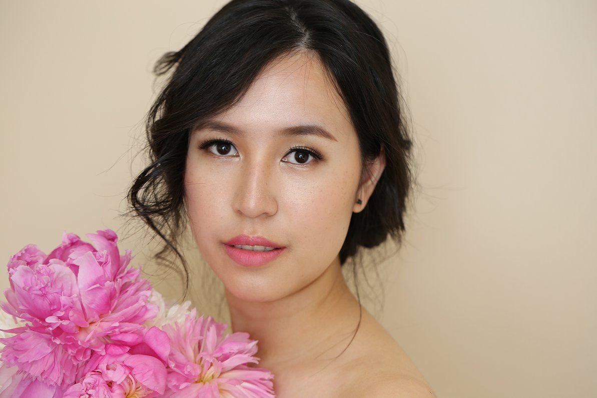 Christy K.- Seattle Asian Bridal Makeup and Hair. Christy K - Bellevue Asian