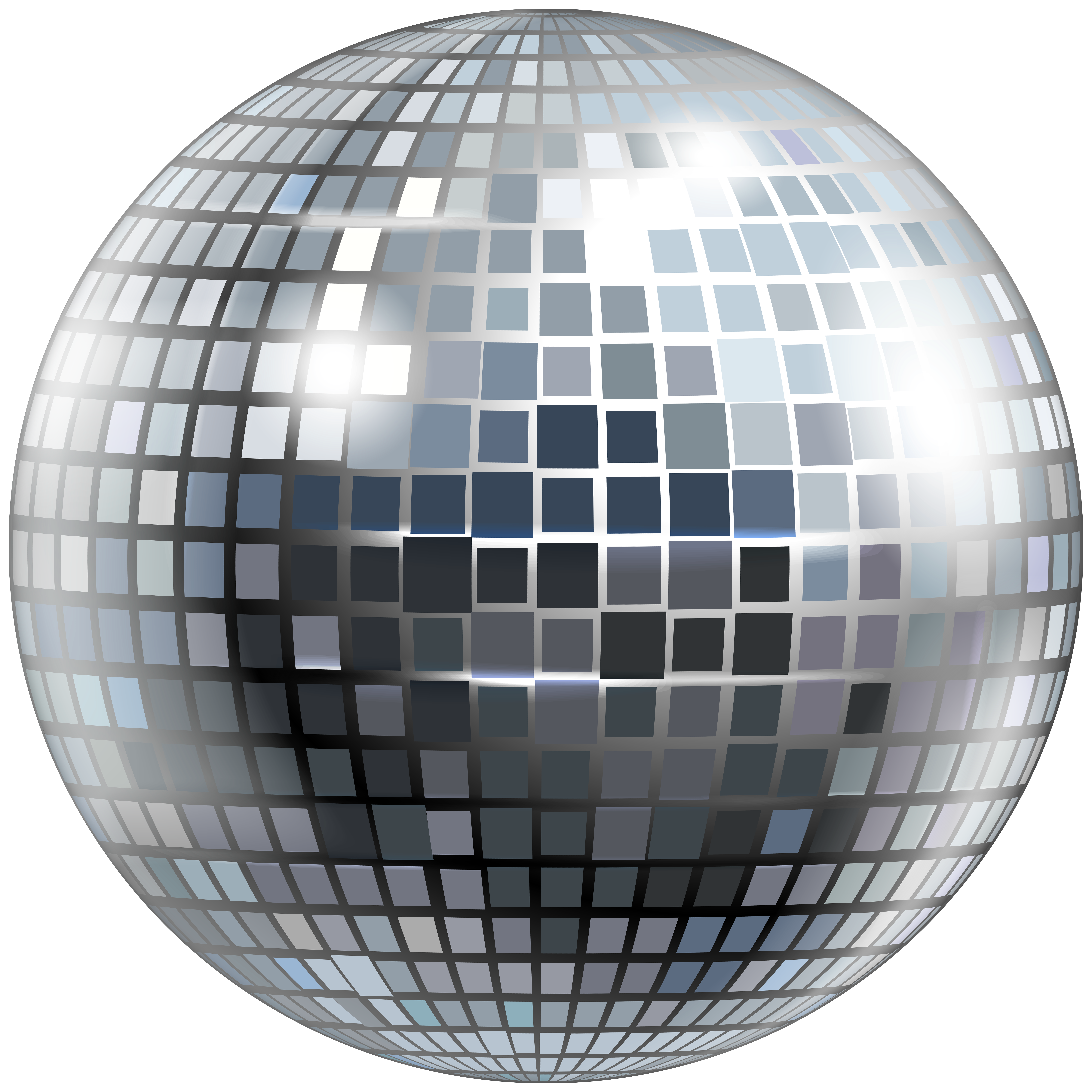 Disco Ball Silver Transparent Image Gallery Png