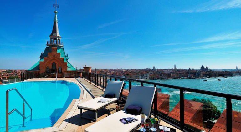 Molino Stucky Hilton, Venice