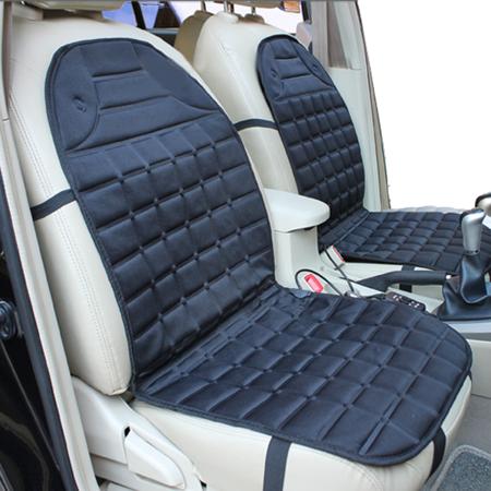 Grtsunsea Car Heated Seat Cover Cushion Hot Warmer 12V