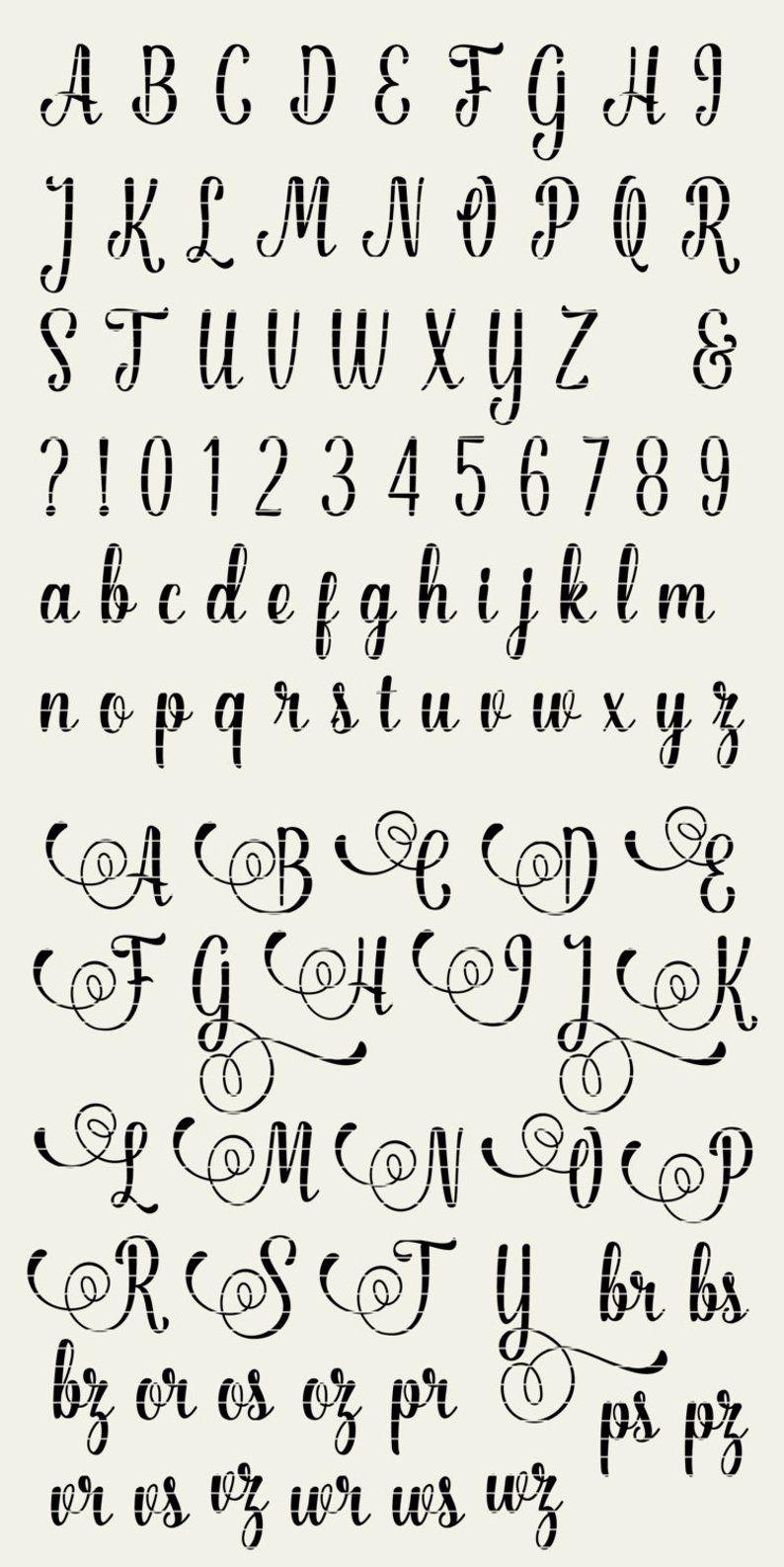Pin en Letras