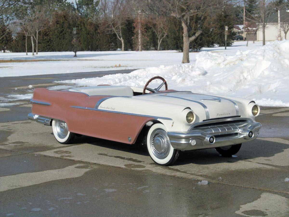 1956 Pontiac Starchief Junior Star Chief | Pedal Cars / Wagons ...