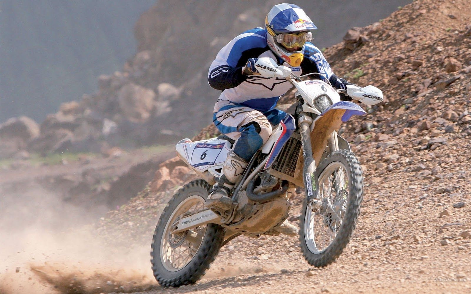 Motorcycle Dirt Bike Bmw Dirt Bike Wallpapers By Great Bike