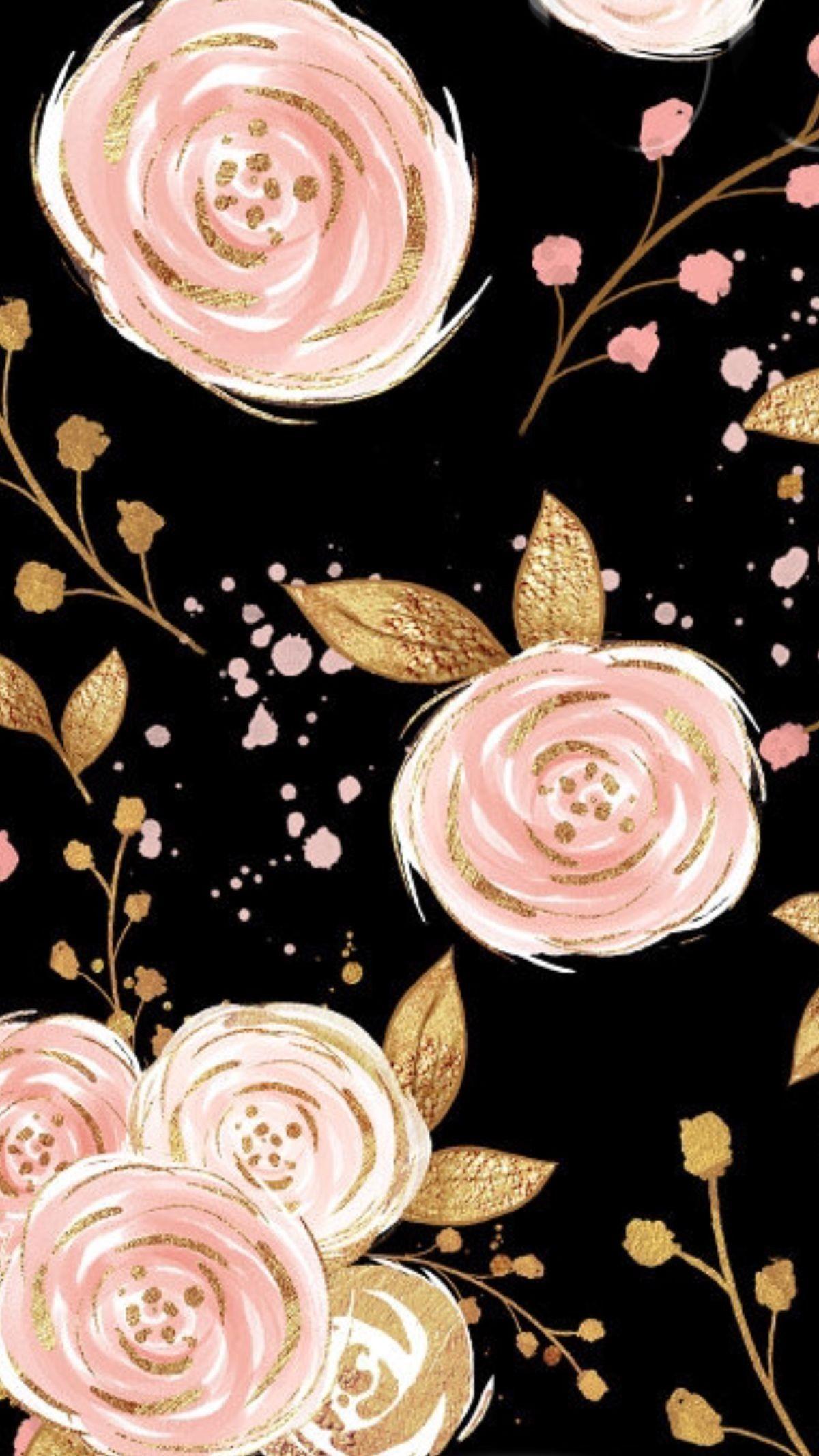 Rose Gold Pinterest Ipad Wallpaper