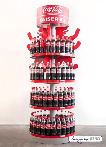 Coca-Cola Display - by ARNO Group