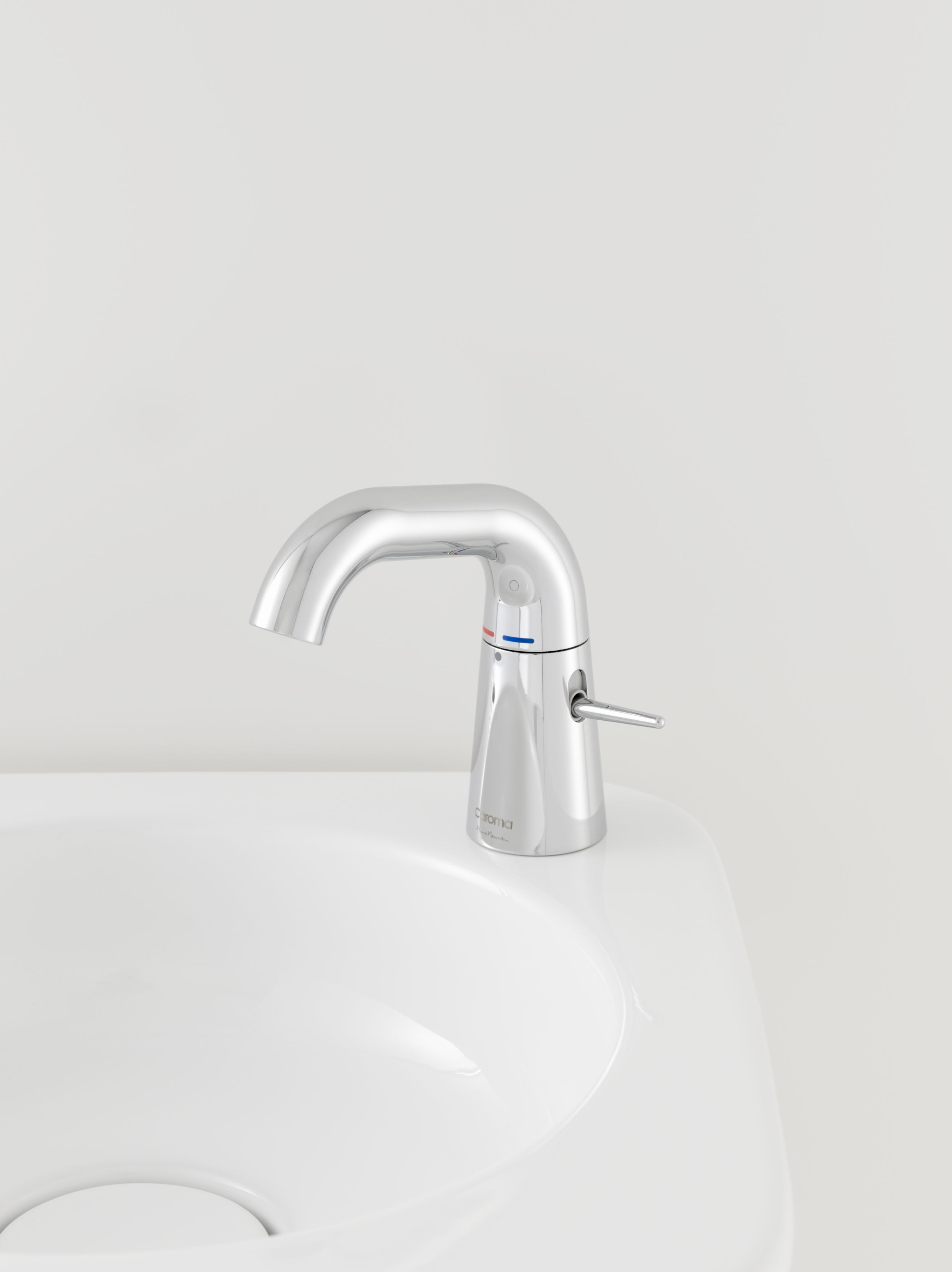 Caroma #marcnewson Designer Bathroom Range: Basin Spout | bath reno ...