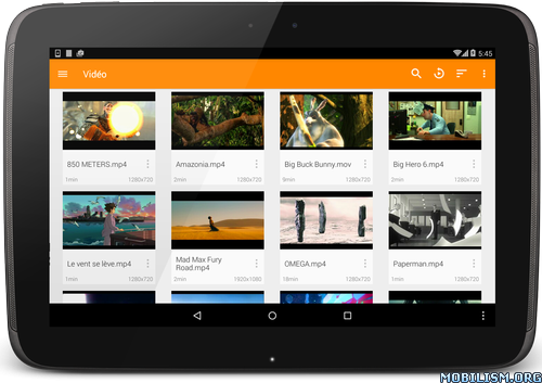 VLC for Android v2 1 0 build 20170208 beta (All Versions