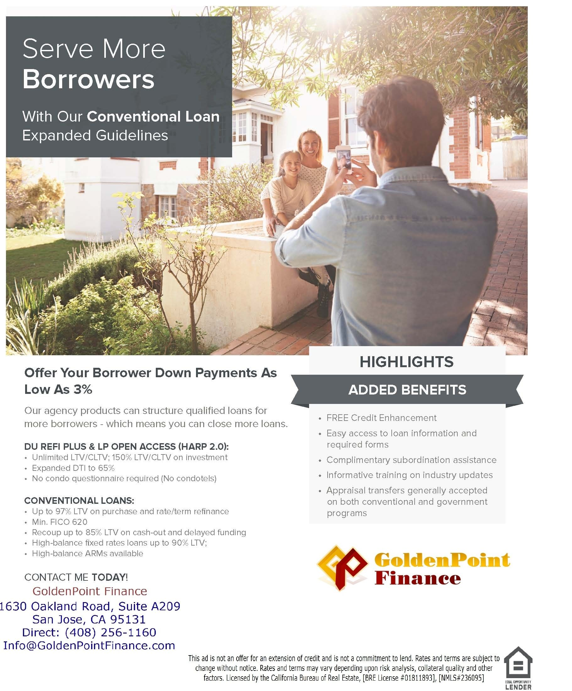 Home Conventional Loan Get A Loan The Borrowers