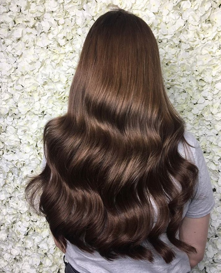 Hot Toffee 22 Inch Clip In Hair Extensions Beauty Works Hair