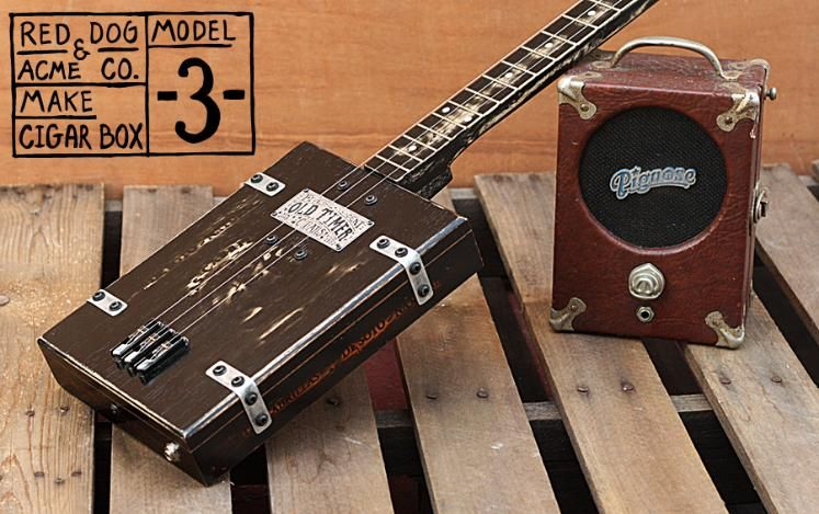 pin on 3 string guitars cigar box guitars. Black Bedroom Furniture Sets. Home Design Ideas