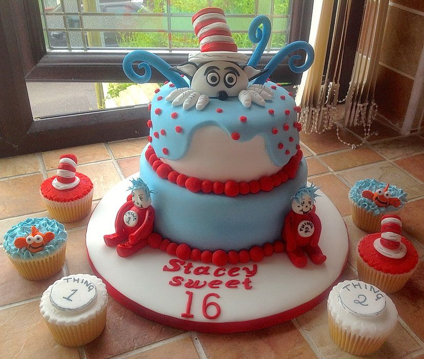 My Cat In The Hat Cakes Cake Decorating Daily Inspiration