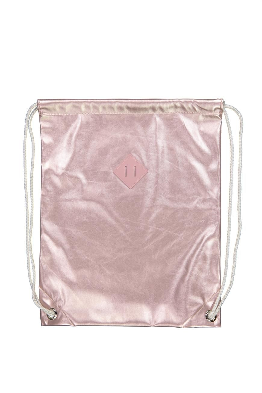 THE DRAWSTRING BAG 2 - ROSE GOLD | Fashion: Rose Gold | Pinterest ...