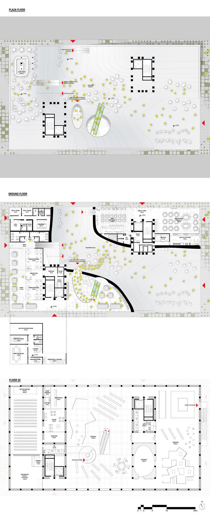 brazilian pavilion proposal for milan expo 6 by be.bo + mira