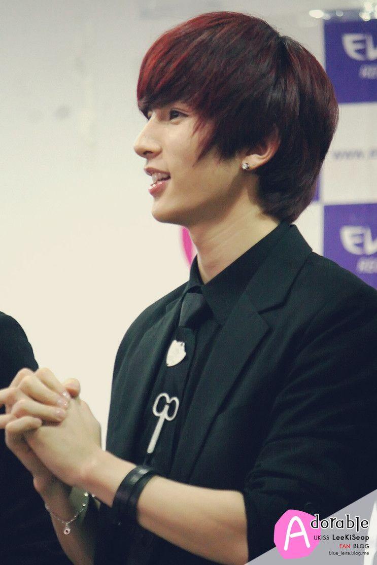 Lee Kiseop from u-kiss | Kpop/Fangirling/Certified kpop lover ...
