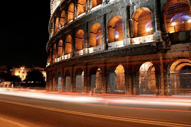 El Coliseo (Italia) Roma