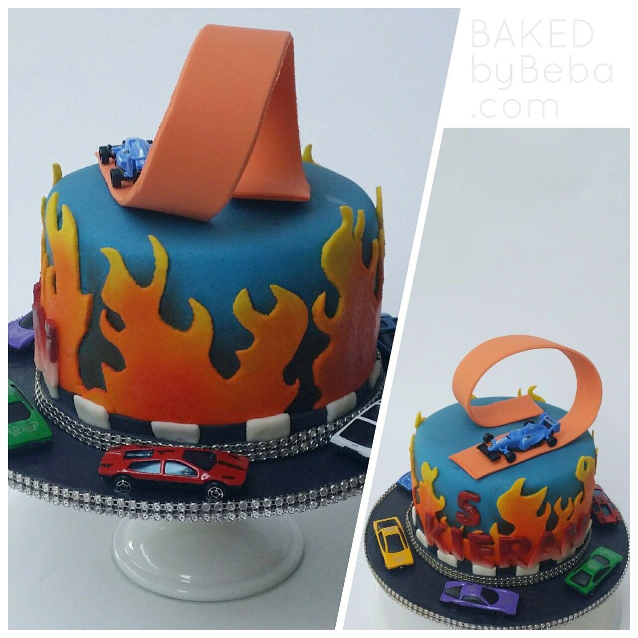 Homemade Cake Birthday 5th