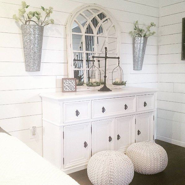 Preppy Farmgirl S Home Is Full Of Farmhousecharm Which Is Why Our Sadie Arch Mirror Fits