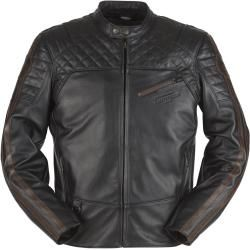 Photo of Reduced padded leather jackets