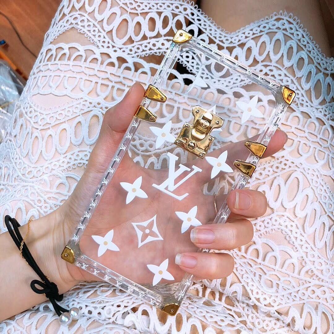 Louis Vuitton Clear Iphone Case The Case Plug Shop Luxury Iphone Cases Clear Iphone Case Iphone Transparent Case