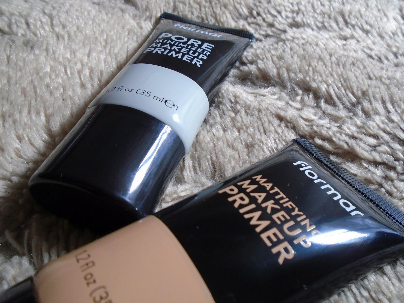Flormar Mattifying Makeup Primer Pore Minimizer Primer Review