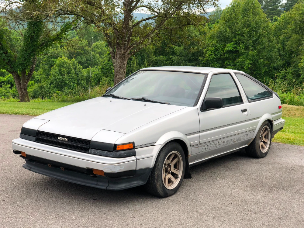 No Reserve 1985 Toyota Corolla Gt S Ae86 In 2020 Toyota Corolla Toyota Classic Cars